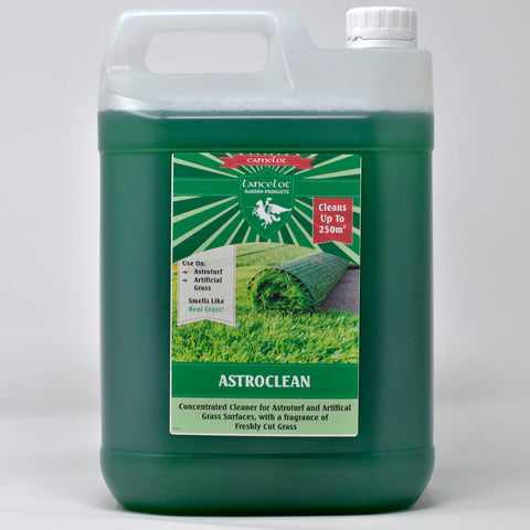 Lancelot AstroClean - Artificial Grass Cleaner, Deodoriser, Algae and Slime remover