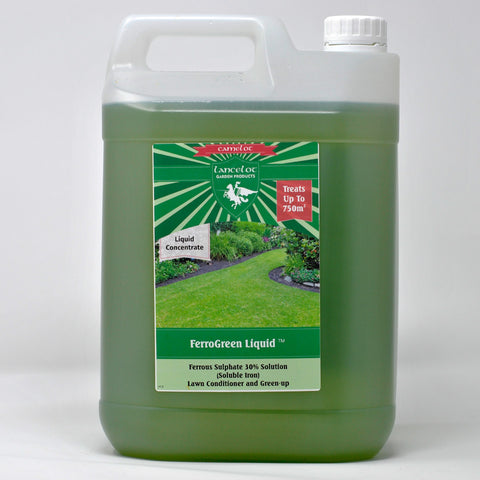 FerroGreen -  Ferrous Sulphate Solution - 30% Liquid Sulfate of Iron.