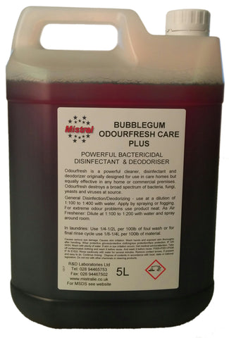 Odourfresh Plus - Premium Disinfectant Deodoriser Cleaner