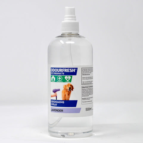 Lavender Pet Cologne - Grooming Spray (New Formula)