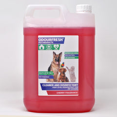Odourfresh Pet / Kennel Disinfectant & Deodoriser - Standard