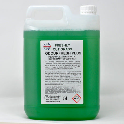 Odourfresh Pet Plus - Premium Disinfectant Deodoriser & Cleaner