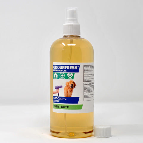 Tutti Frutti Pet Cologne - Grooming Spray (New Formula)
