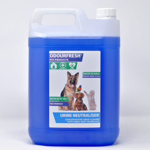 Urine Neutraliser Concentrate - Powerful Effective Treatment Of Odours At Source
