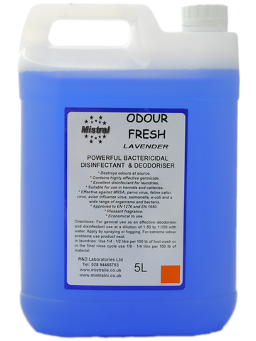 Odourfresh Care Disinfectant Deodoriser Standard