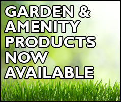 Browse garden and amenity products
