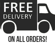 Free Delivery on orders over £30 - Standard shipping 8.40