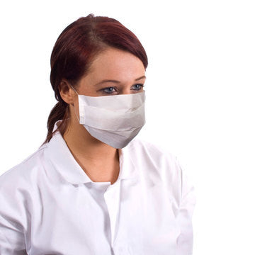 1000 Disposable Paper Face Masks