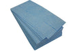 Blue All Purpose Cleaning Cloths (Packs of 50)