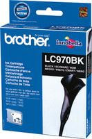 Brother Inkjet Cartridge Black LC-970BK