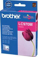 Brother Inkjet Cartridge Magenta LC-970M
