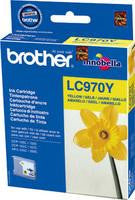 Brother Inkjet Cartridge Yellow  LC970Y