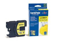 Brother Inkjet Cartridge Yellow LC980Y