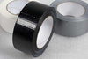 50mm x 50m Black Cloth Tape