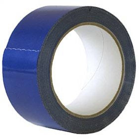 48mm x 66m Blue Packaging Tape (Pack of 6)
