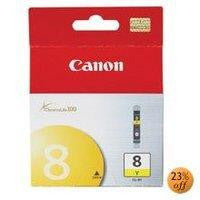 Canon Pixma Inkjet Cartridge Yellow CLI-8Y