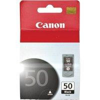 Canon Pixma Inkjet Cartridge Black PG-50