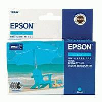 Epson Inkjet Cartridge High Yield Cyan 13ml T044240