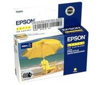 Epson Inkjet Cartridge High Yield Yellow 13ml T044440