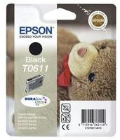 Epson Inkjet Cartridge Black 8ml T061140