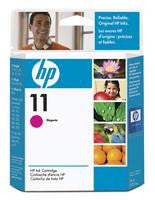 Hewlett Packard No11 Inkjet Cartridge Magenta C4837AE
