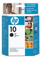 Hewlett Packard No10 Inkjet Cartridge Large Black C4844A