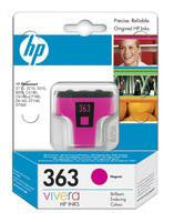 Hewlett Packard No363 Inkjet Cartridge Magenta C8772EE