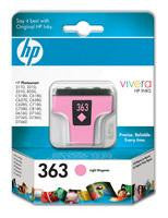 Hewlett Packard No363 Inkjet Cartridge Light Magenta C8775EE