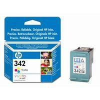 Hewlett Packard No342 Inkjet Cartridge 3-Colour C9361EE