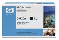 Hewlett Packard No641A LaserJet Toner Cartridge Black C9720A