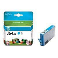 Hewlett Packard No364XL Inkjet Cartridge Cyan CB323EE