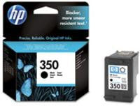 Hewlett Packard No350 Inkjet Cartridge Black CB335EE
