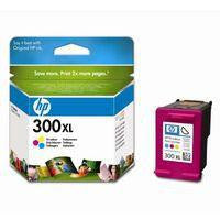 Hewlett Packard No300XL Inkjet Cartridge 3-Colour CC644EE