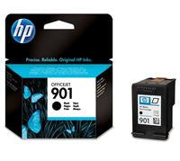 Hewlett Packard No901 OfficeJet Inkjet Cartridge Black CC653AE