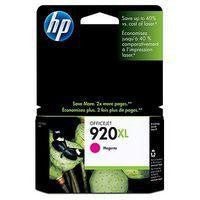 Hewlett Packard No920 XL Ink Cartridge Magenta CD973AE
