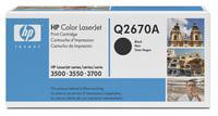 Hewlett Packard No308A LaserJet Toner Cartridge Black Q2670A