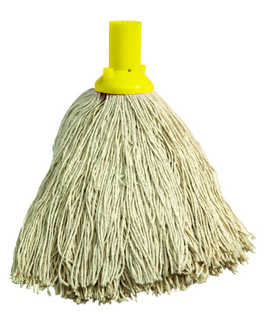 Yellow 200G Socket Mops With Universal Fitting