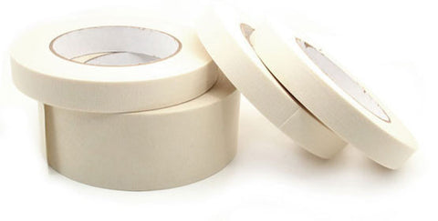 50mm x 50m Masking Tape (Pack of 6)