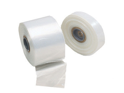 "2"" (50mm) 250G Clear Polyethene Layflat Tubing"