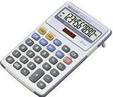 Sharp Medium Semi-Desktop Calculator 10-digit EL334FB