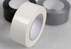 50mm x 50m White Cloth Tape