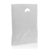 Small White Variguage Plastic Carrier Bags (Pack of 1000)