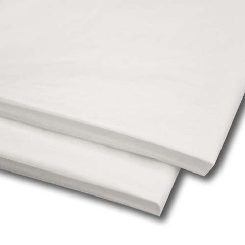 500 Sheets White Acid Free Quality Tissue Paper