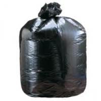 Black Compactor Sack - Extra Heavy Duty (Pack of 100)