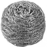 Stainless Steel Scourers (Pack of 10)