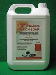 Bacterial Lotion  Soap 5L