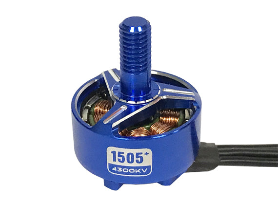 "HOBBYMATE 1505+ 4300 KV / 2900 KV FOR 3"" 4"" FPV Racing Drone"