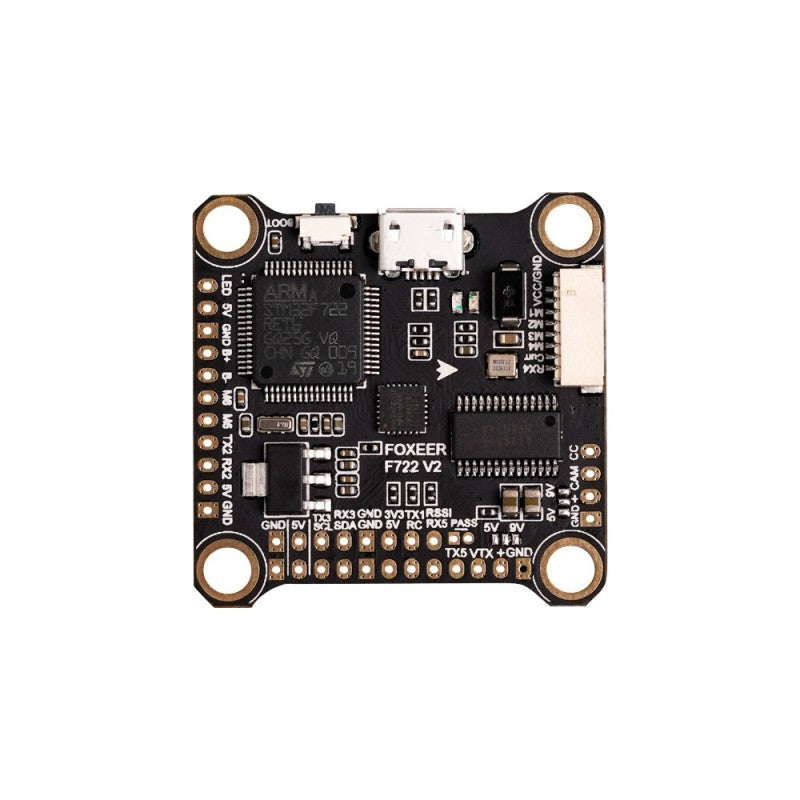Foxeer F722 V2 FPV Flight Controller MPU6000 BetaFlight
