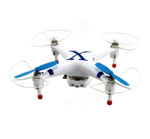 Cheerson CX-30C 2.4G 4CH 6 Axis RC Quadcopter with Camera Mini Remote Control Helicopter RTF