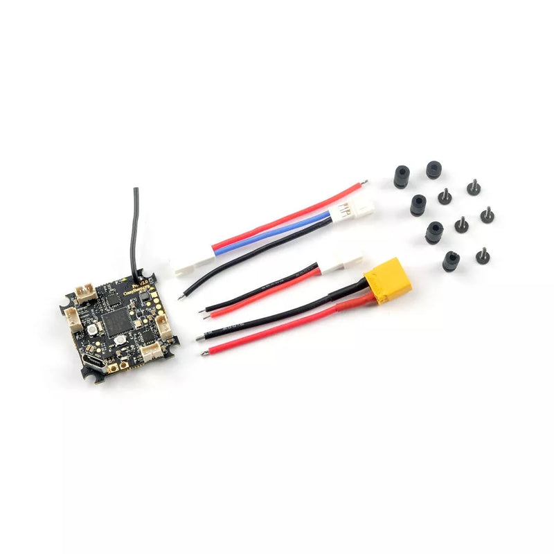 Crazybee F4 PRO V2.1 2-3S AIO FC Flight Controller w/ 5A 4-in-1 ESC for micro fpv drone toothpick building